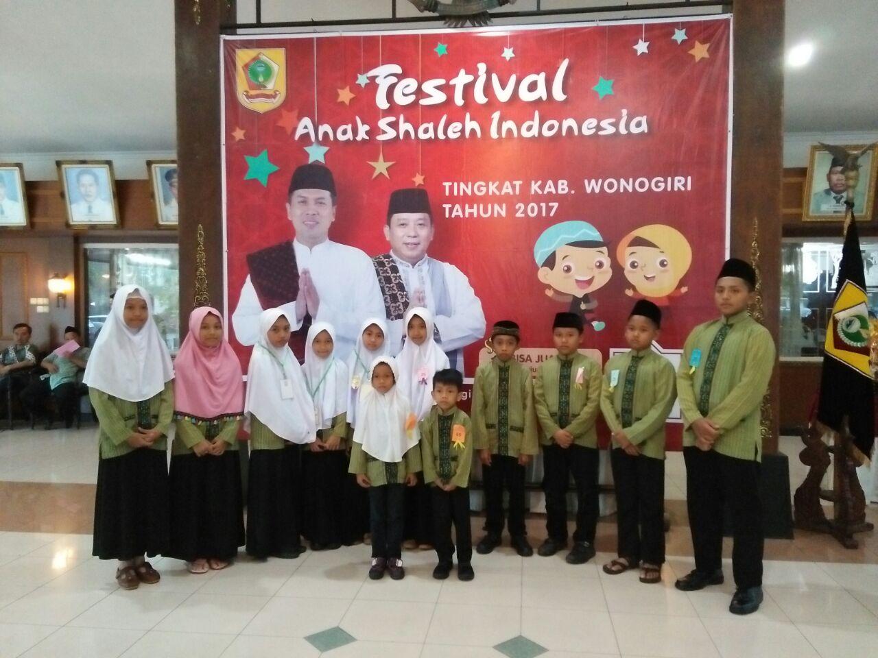 Minim Persiapan SDIT Nurul Iman Berhasil Menjadi Juara FASI Tingkat Kabupaten Wonogiri 2017