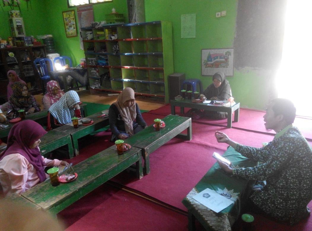 SDIT Nurul Iman Purwantoro Gelar Seminar Parenting di TK ABA