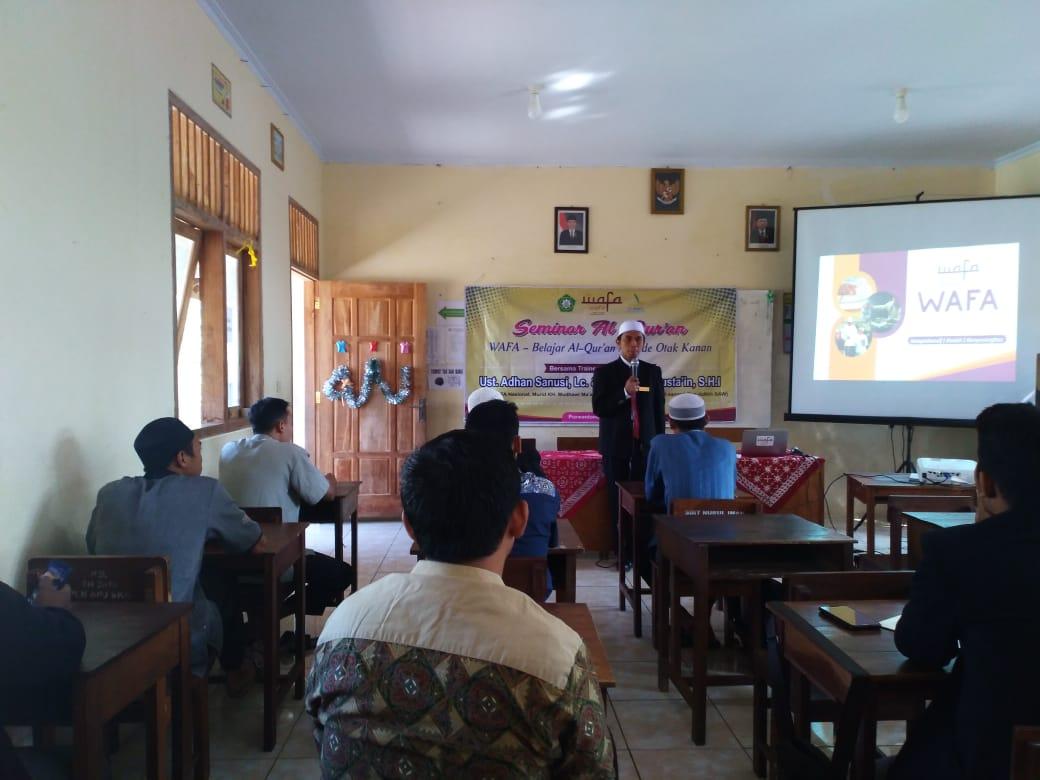 Seminar Al-Quran WAFA