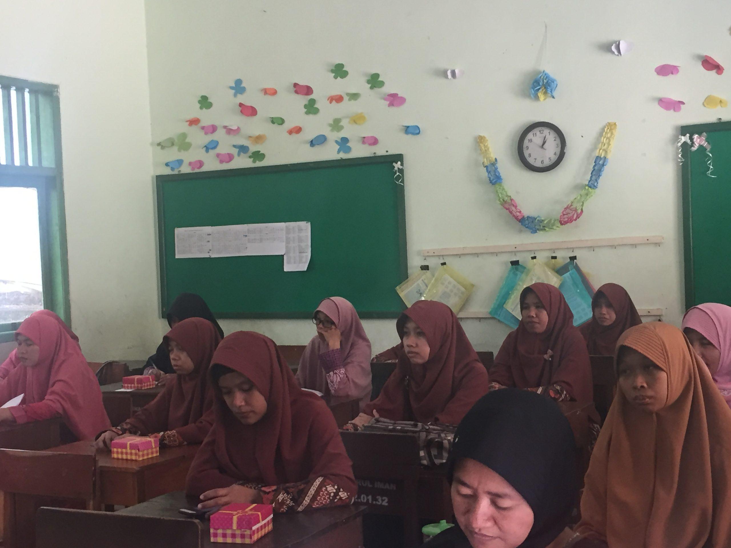 Pembinaan Guru YPIT Al Huda Cabang Purwantoro