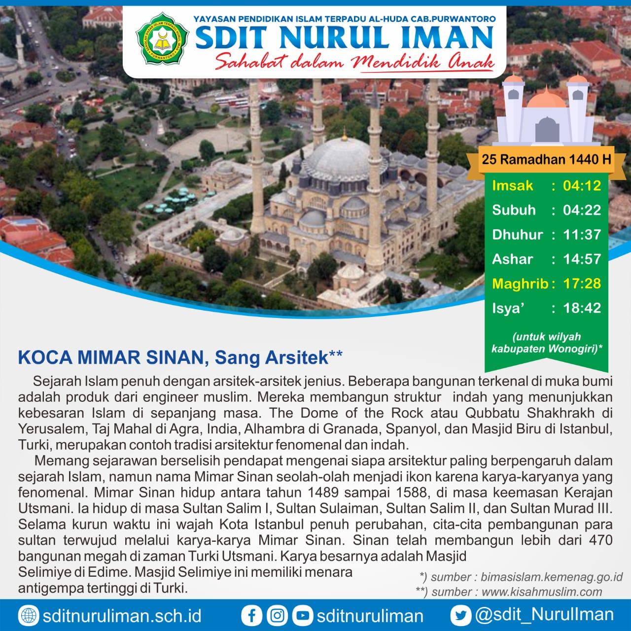 Koca Mimar Sinan