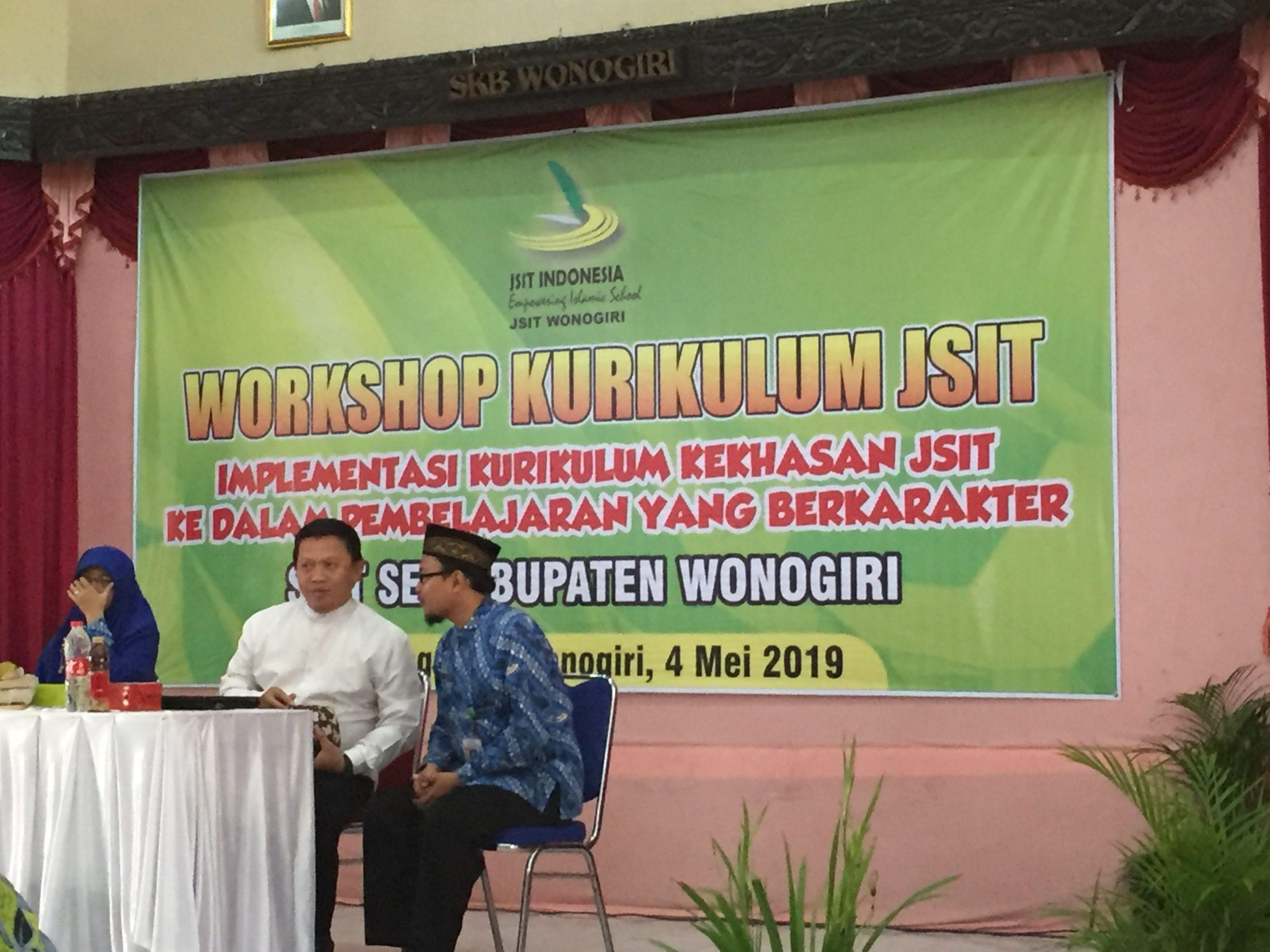 Workshop Kurikulum JSIT