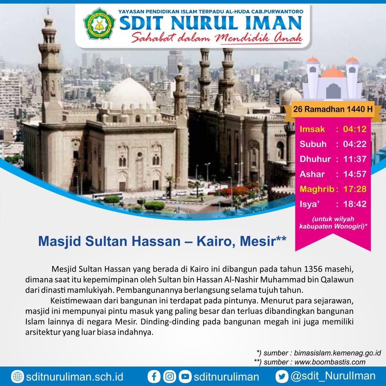 Masjid Sultan Hassan