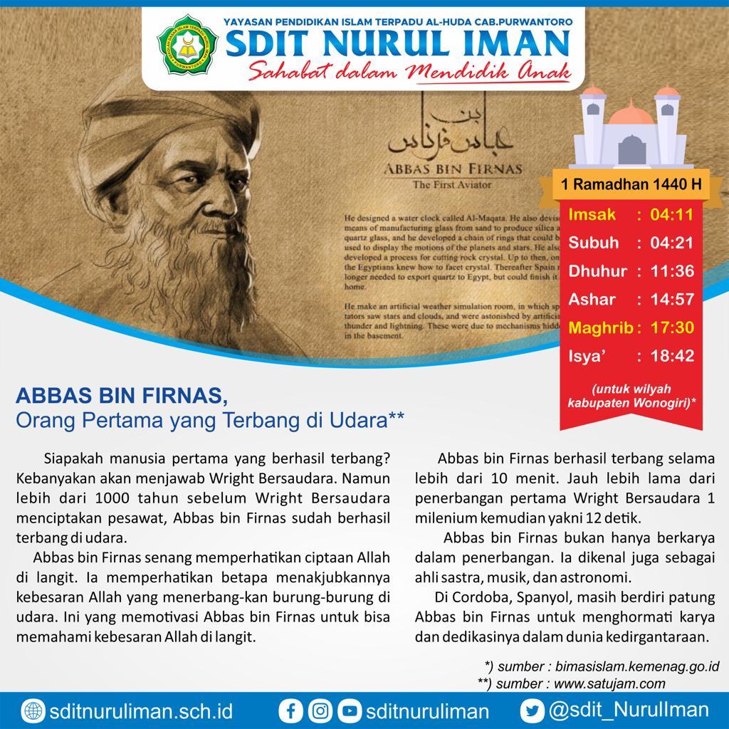 Abbas bin Firnas