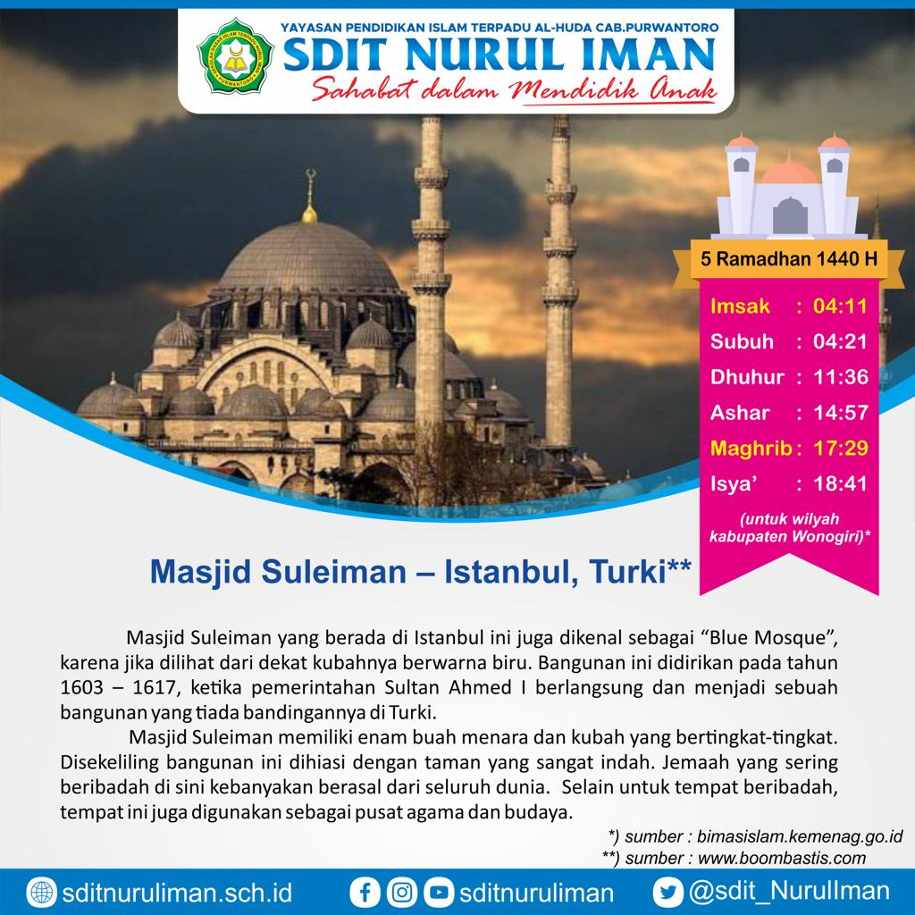 Masjid Suleiman