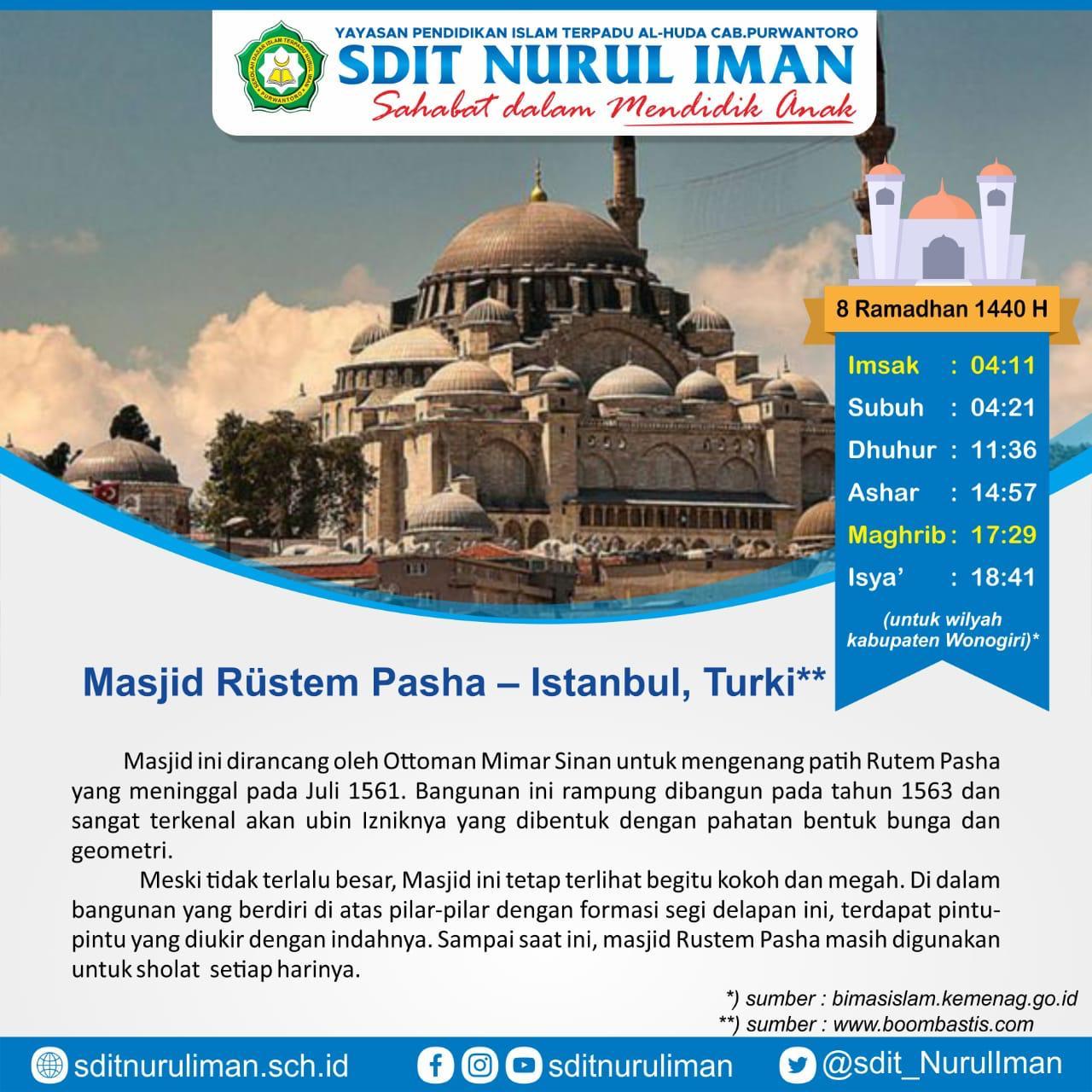Masjid Rustem Pasha
