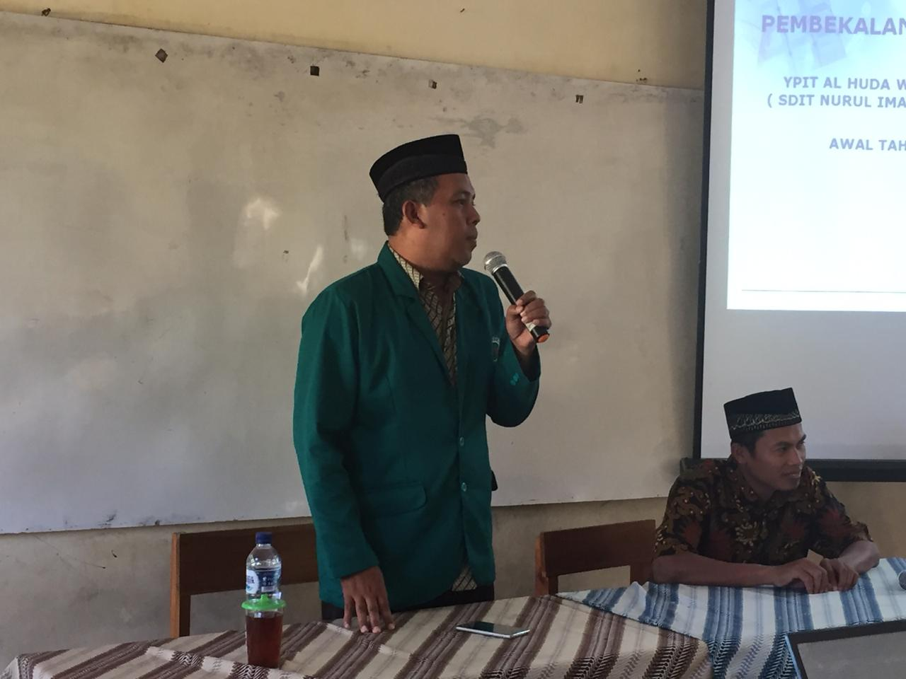 Awal Tahun Pelajaran Baru, YPIT Al-Huda Wonogiri Cabang Purwantoro Selenggarakan Pembekalan