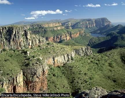 Pegunungan Drakensberg
