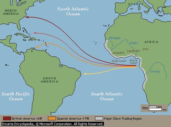 Perdagangan Budak Atlantik
