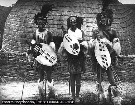 Zulu Headmen
