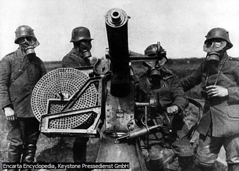 Tentara Jerman di Pertempuran Ypres