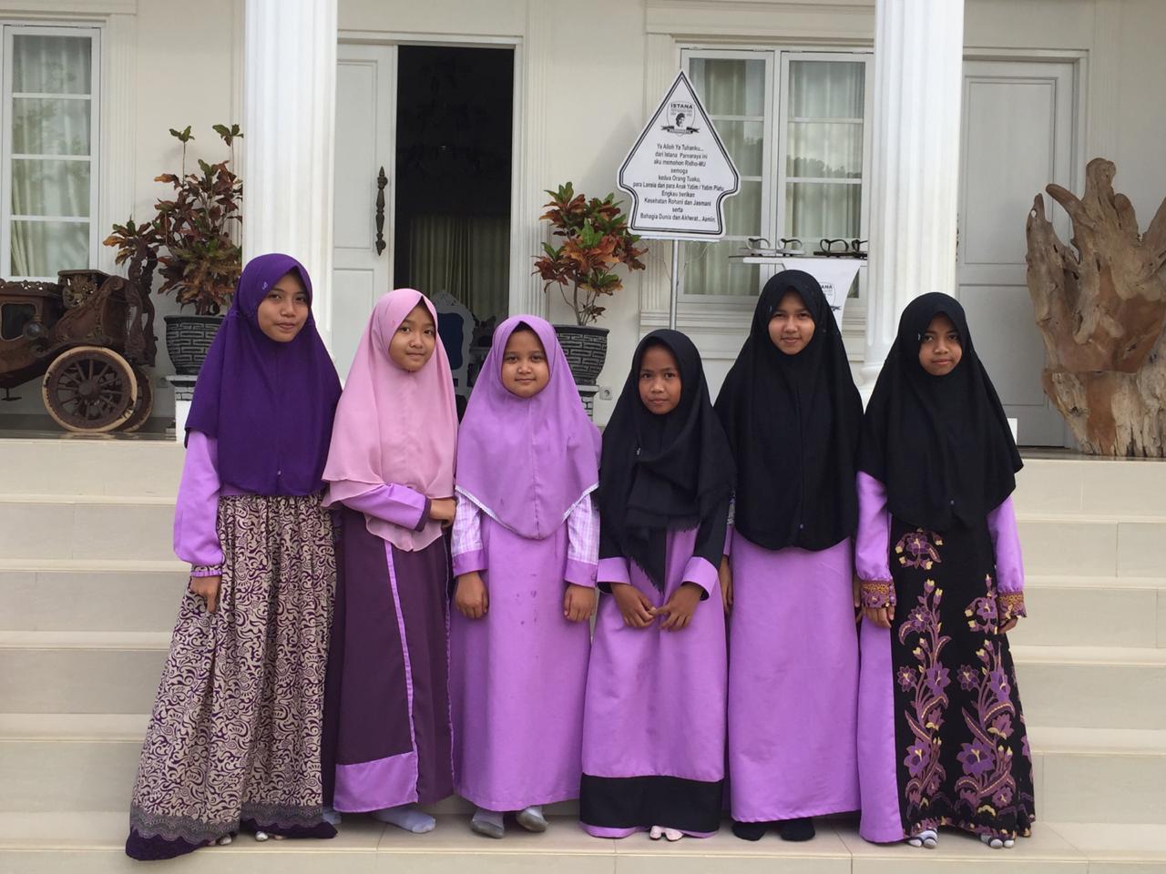 Team MAPSI Putri
