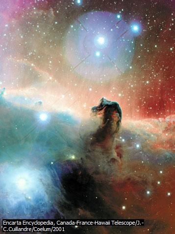 Nebula Horsehead