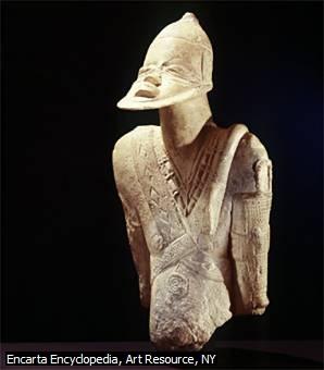 Terra-Cotta Figure, Mali