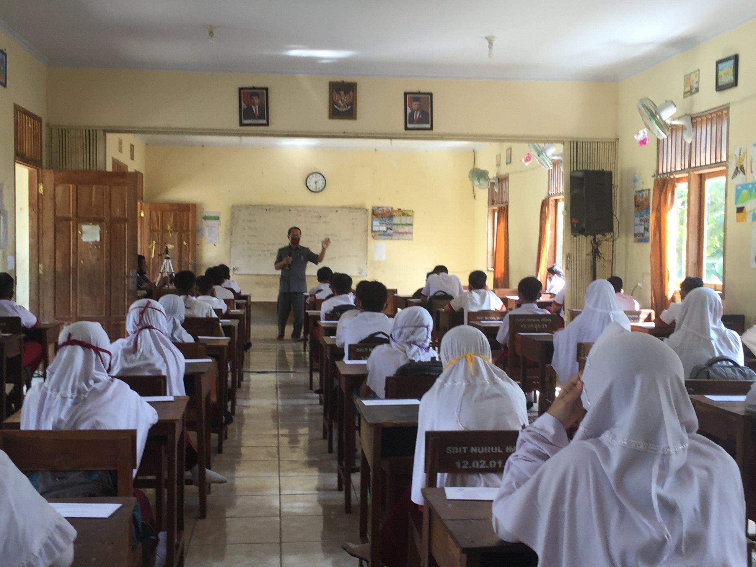 Pengumuman Kelulusan Kelas VI
