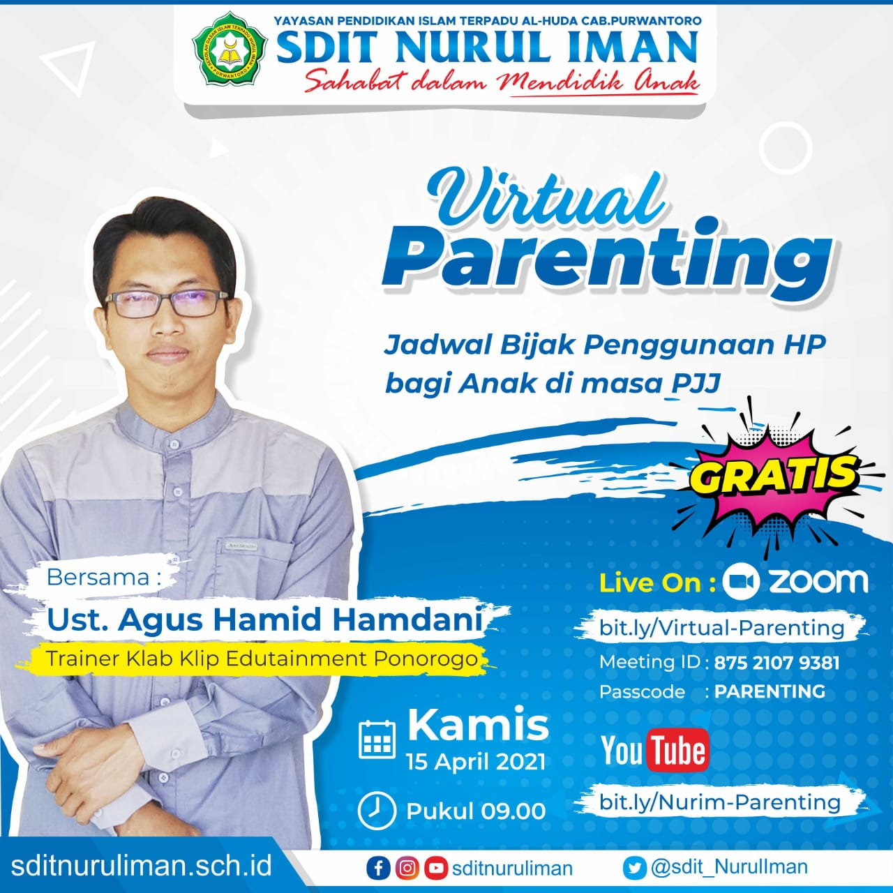 Virtual Parenting