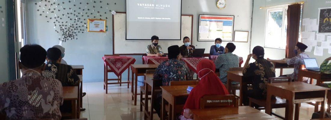In House Training YPIT Al Huda Wonogiri